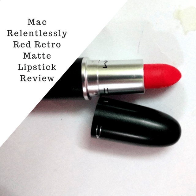 Mac Retro Matte Lipstick Collection