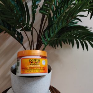 Cantu  Leave In Conditioning Cream review