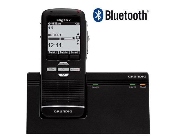 grundig digta 7 premium bt voice recorder dengan koneksi bluetooth yangcanggih com. Black Bedroom Furniture Sets. Home Design Ideas