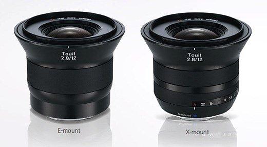... ZEISS Touit akan hadir dalam dua pilihan model yaitu ZEISS Touit 12mm f 2.8  dan 32mm f 1.8. Dari segi kemasan def23a517c