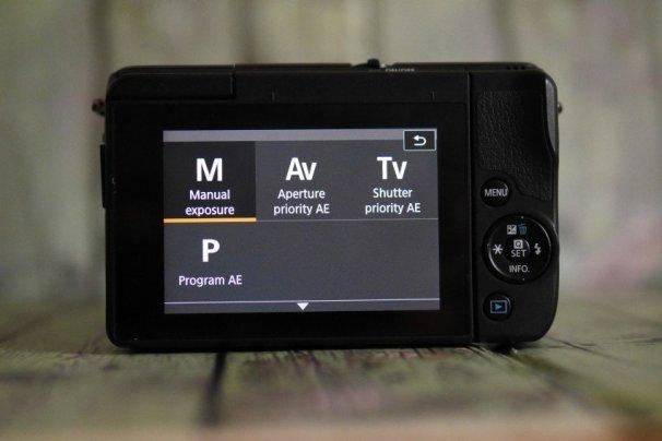 Canon EOS M10-8
