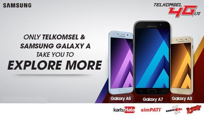 Bahkan Bisa Dinikmati Secara Gratis Selama 1 Bulan Apabila Pelanggan Melakukan Pembelian Bundling Di Event Roadshow Samsung Galaxy A Series 2017