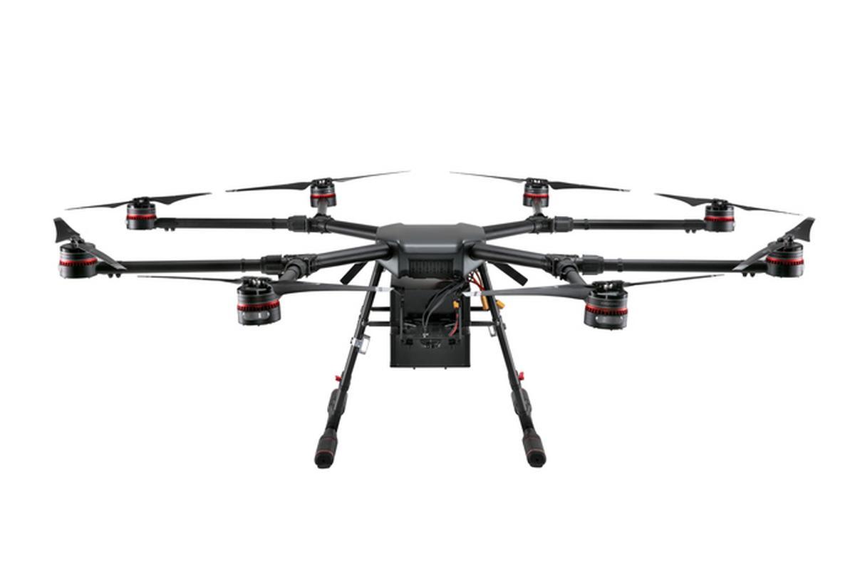 Dji Wind 4 Dan Wind 8 Duo Drone Untuk Industri Agrikultur