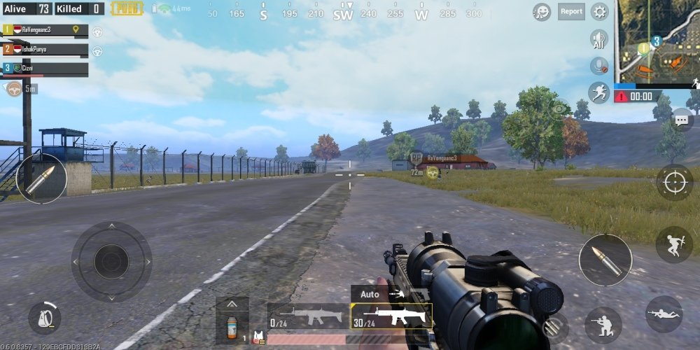 Update Baru Pubg Mobile Buka Fitur First Person Mode Royale Pass