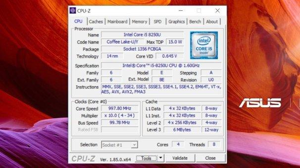 ASUS ZenBook 13 UX331U 004a