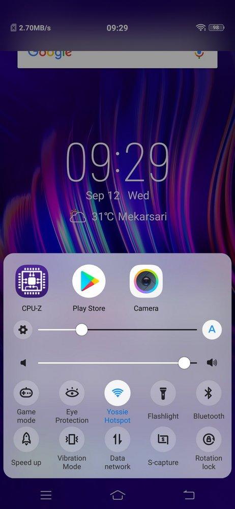 Vivo V11 Pro UI (2)