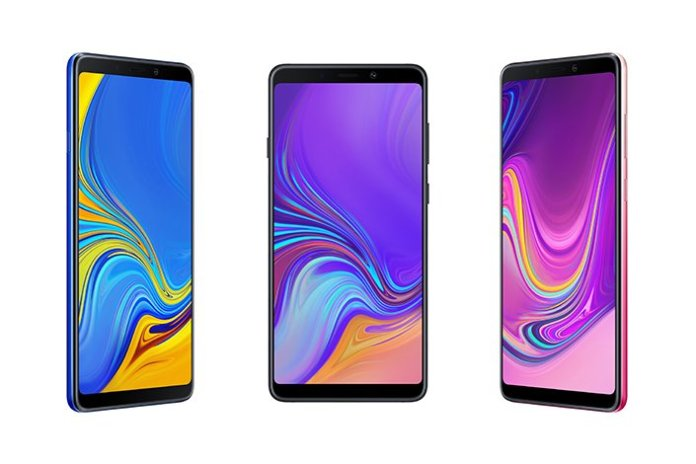[Gadget Guide] Samsung Galaxy A9 (2018) dan Galaxy A7 (2018), Apa Saja Perbedaannya? 2