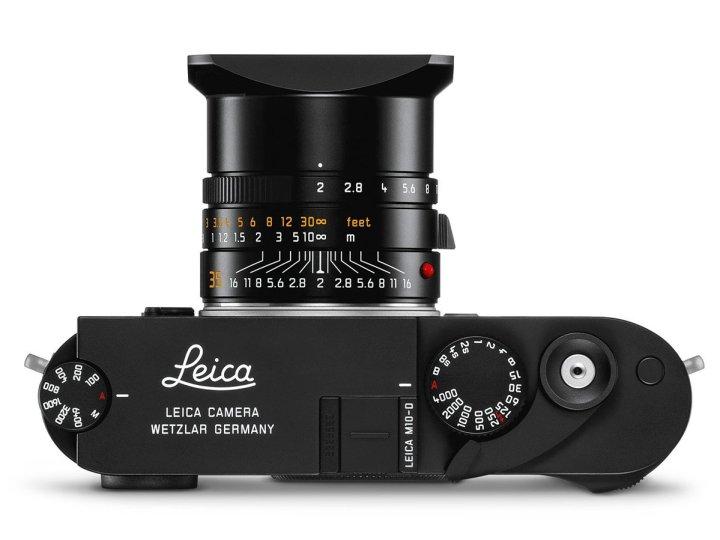 Leica M10-D: Kamera Digital Rangefinder Retro Tanpa Layar LCD