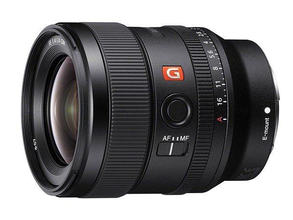 Lensa Sony 24mm F1.4 G Master Prime Bisa Dipesan Seharga 22 Jutaan Rupiah 2