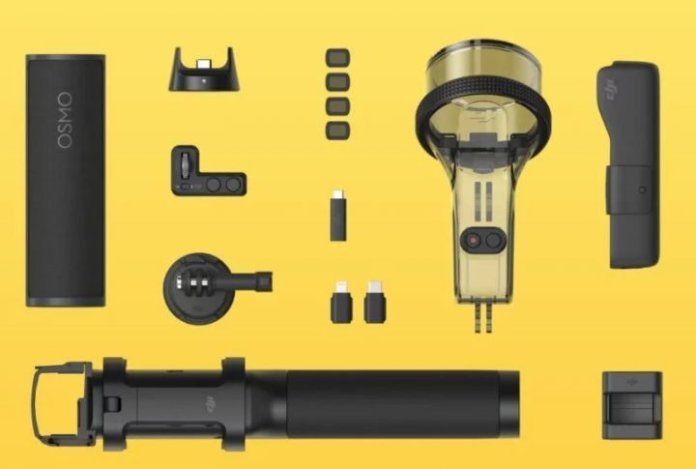 Gadget of The Week #1 2019: DJI Osmo Pocket, Kamera 4K Mungil Lengkap dengan Gimbal 3-Axis 4