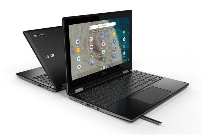 Acer Umumkan Duo Chromebook Convertible, Spin 511 dan Spin 311 1