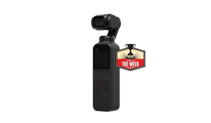 Gadget of The Week #1 2019: DJI Osmo Pocket, Kamera 4K Mungil Lengkap dengan Gimbal 3-Axis 1