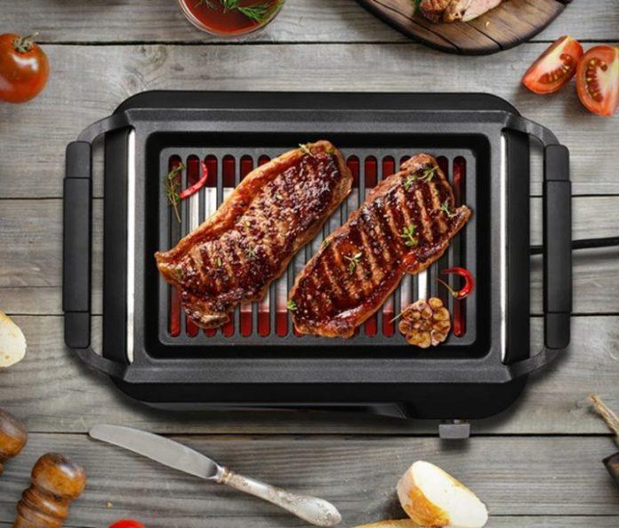 Tenergy Redigrill Smokeless: Alat Pemanggang BBQ Tanpa Asap 2