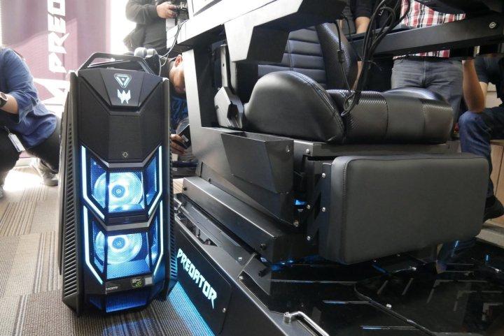 Acer Resmikan Kehadiran Predator Thronos, Kursi Gaming Untuk Gamer Sultan