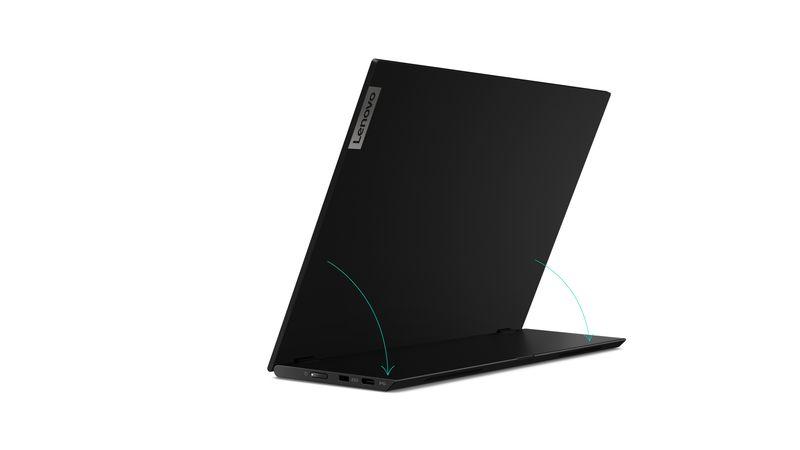 Lenovo ThinkVision M14: Monitor Portable 14 Inci yang Mudah Dibawa Bepergian 12