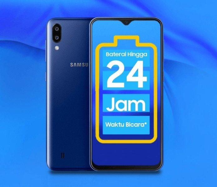 Hadir di Indonesia, Samsung Galaxy M10 Dibanderol 1,7 Juta Rupiah 1