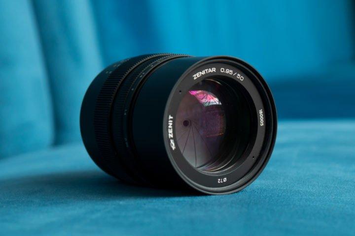 Zenit 50mm F0.95: Lensa Manual Tercepat untuk Kamera Full Frame Sony 11