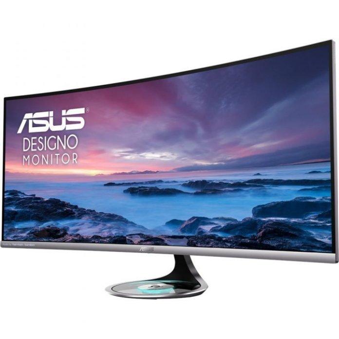 Review ASUS Designo Curve MX38VC: Monitor Lengkung dengan Desain Minimalis dan Fitur Komplit 1