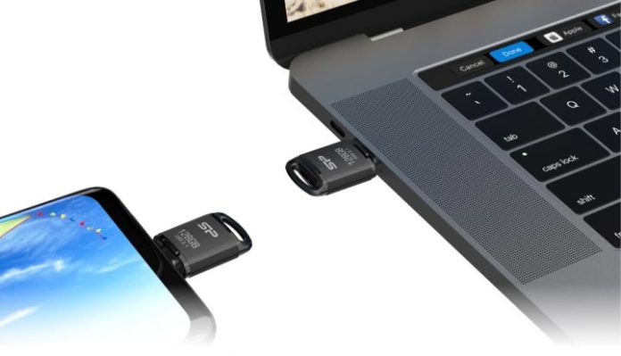 Silicon Power Mobile C10: Flash Disk USB Type-C Mungil dengan Pilihan Kapasitas Hingga 128GB 2