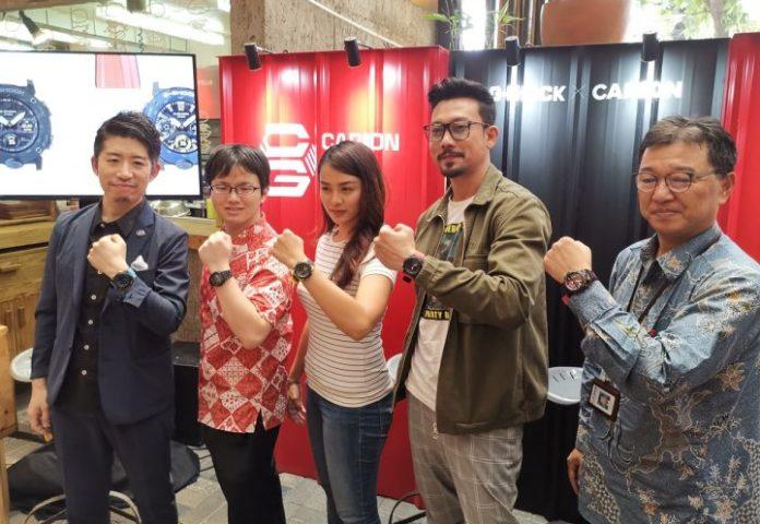 Resmi Hadir di Indonesia, Casio G-Shock dengan Carbon Core Guard Kedepankan Desain yang Lebih Tipis dan Tetap Tangguh 1