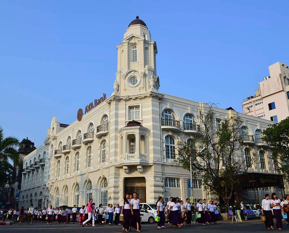 Yangon Heritage Walking Tour Explore Heritage Buildings