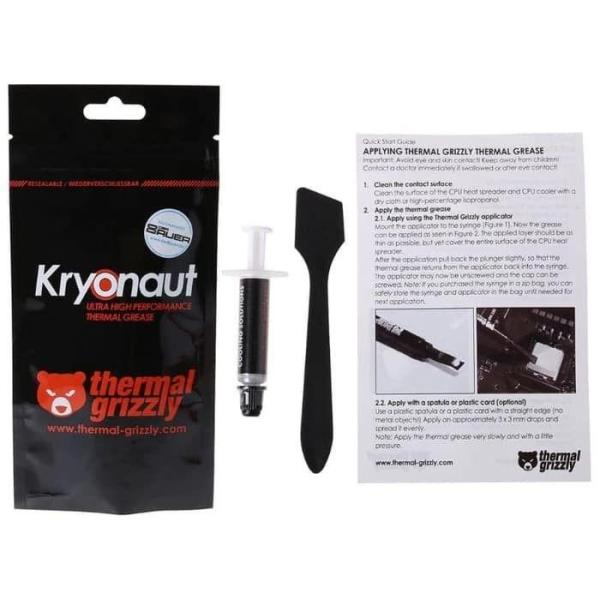 Thermal Grizzly Kryonaut High Performance 1 gr