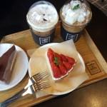 【韓国】コーヒーの美味しいおすすめチェーンカフェcoffee@works(コーヒーワークス)