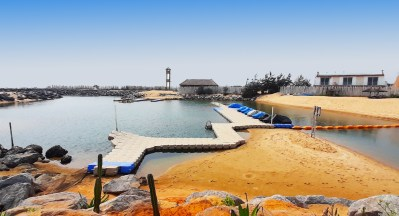 Formation et baptême au Blue Turtle Bay de Lomé Togo Ouest Afrique