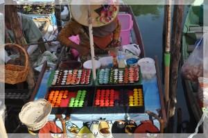 Hatyai, Thailand – Floating Market