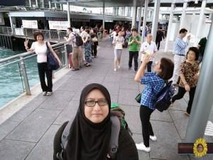 Hong Kong Macau Trip   Part 1   Macau   Terminal Ferry China