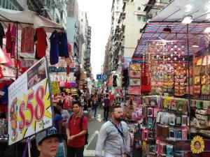 Hong Kong Trip | Part 3 | Ladies Market