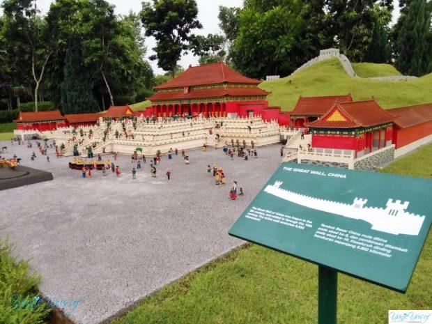 Mini Land Theme Park Legoland Resort Malaysia