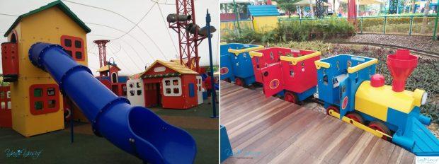 DUPLO Playtown & Express Theme Park Legoland Resort Malaysia