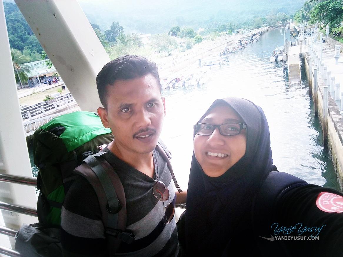 Trip Percutian Bajet Ke Pulau Tioman Pahang