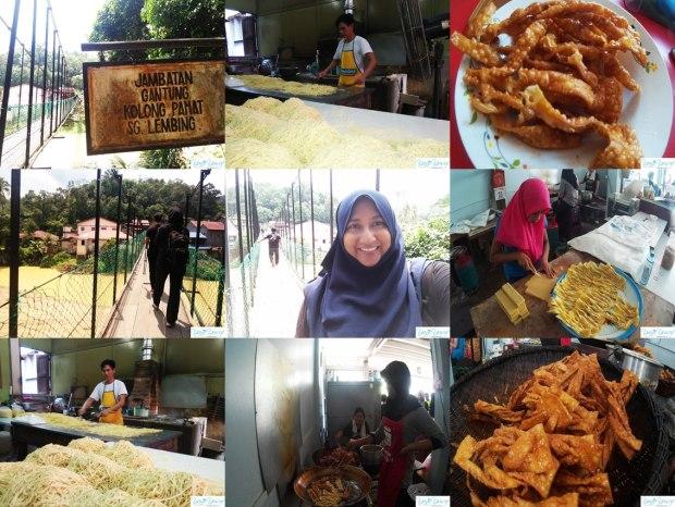 Aktiviti Sekitar Pekan Sungai Lembing Pahang