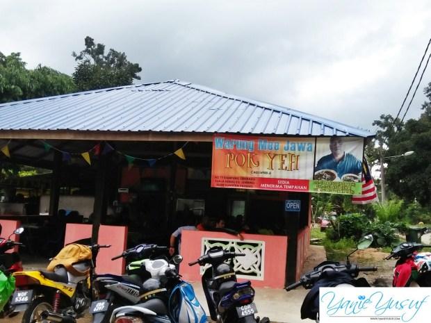 warung Mee Jawa Sungai Lembing