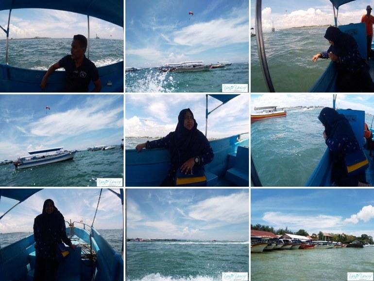Aktiviti Sukan Air Di Bali Indonesia