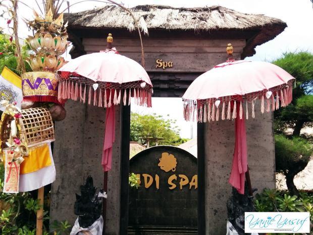 yanie yusuf SPA Tradisional Di Bali Indonesia