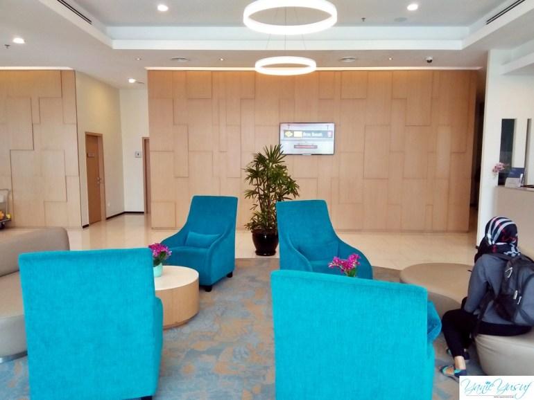 Cyberjaya Citadines Dpulze Hotel Menjadi Pilihan Akhirnya