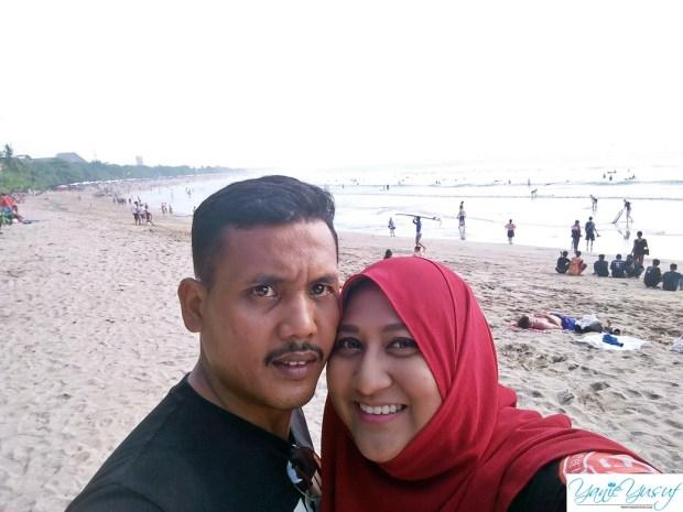 Trip Percutian Honeymoon Ke Pantai Kuta Bali Indonesia