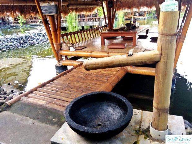 Kemudahan Restoran Bale Udang Mang Engking Kuta Bali