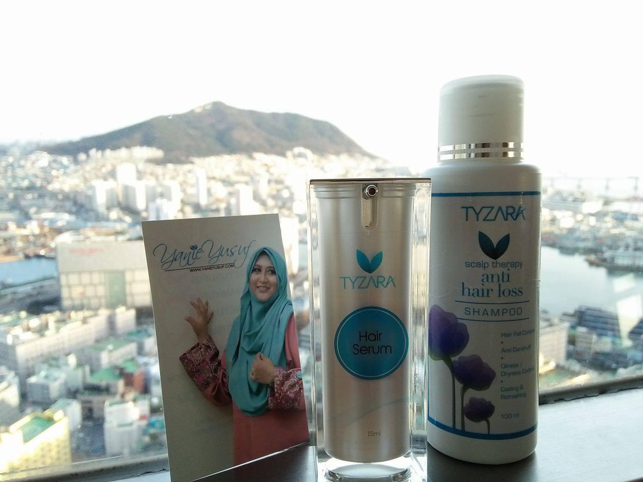 Kenapa aku pilih TYZARA sebagai shampoo Travel?