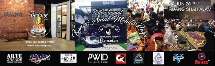 Program Sentuhan Kasih Ramadhan Kopi Badang