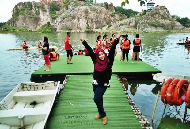 Pengalaman Bermalam Di Tadom Hill Resort Menarik