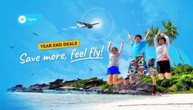 Tips Travel Bajet DenganMake 11.11 Fly Traveloka