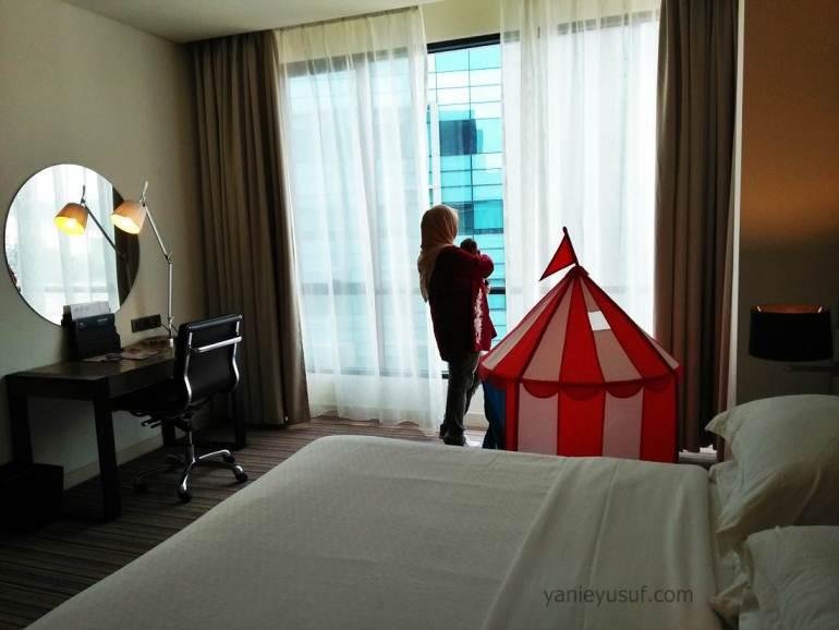 Percutian Keluarga Di Hotel Four Points by Sheraton Puchong