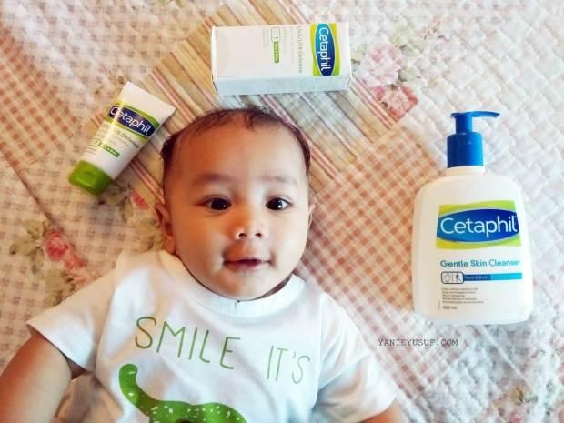 Cetaphil Gentle Skin Cleanser Pembersih ideal pilihanku