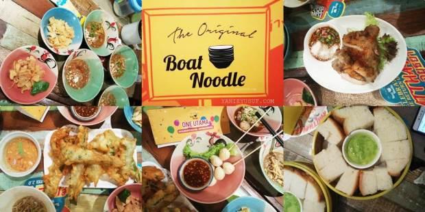 Boat Noodle Raikan Ulang Tahun ke 5 Dengan meriah