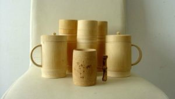 Natural Bamboo Products - Glass from Bamboo