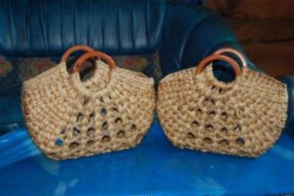 Water Hyacinth Bags - Indonesia Product Export